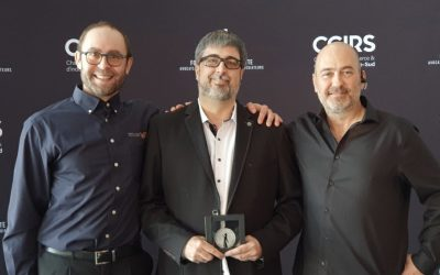Finalists for the CCIRS Excellence Innovation et Technologies award
